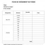 Procédure de paiement des frais d'inscription et de formation